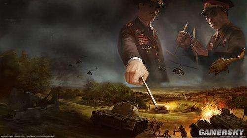 欧洲战争游戏大全