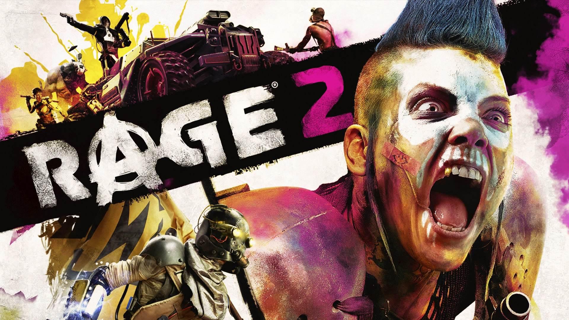 狂怒2游戏下载