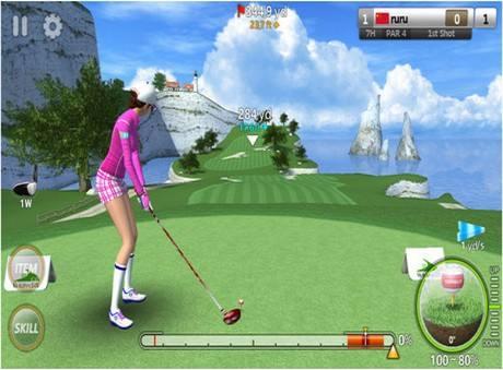 高尔夫游戏下载