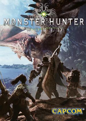 怪物猎人世界-动作游戏