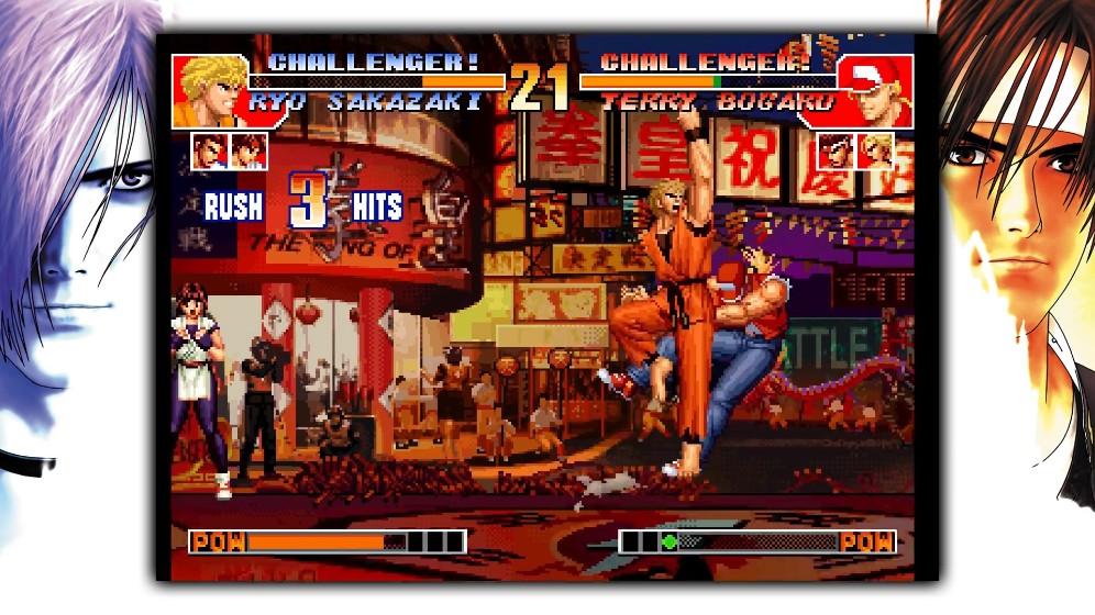 拳皇97通天版