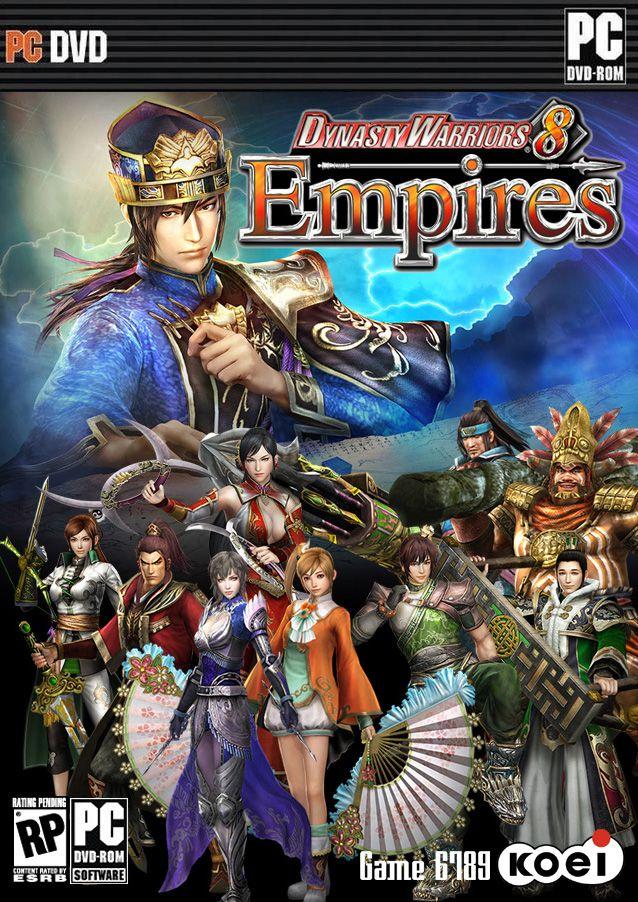 真三国无双7帝国全DLC整合版-动作游戏