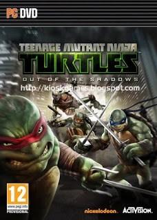 忍者神龟脱影而出-动作游戏