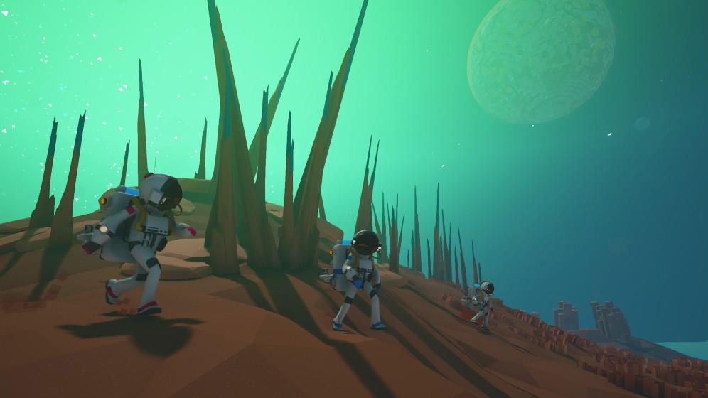 异星探险家