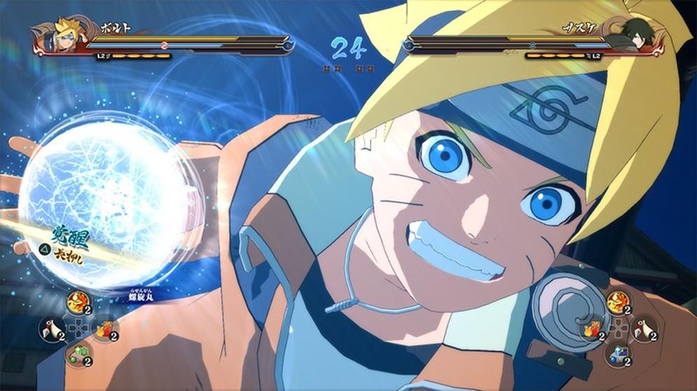 火影忍者4博人之路DLC整合版-动作游戏