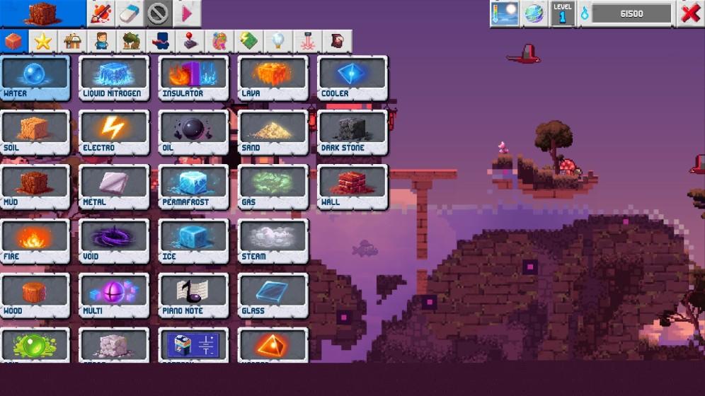 沙盒进化-动作游戏