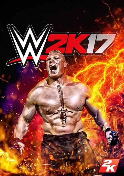 WWE2K17中文版-动作游戏
