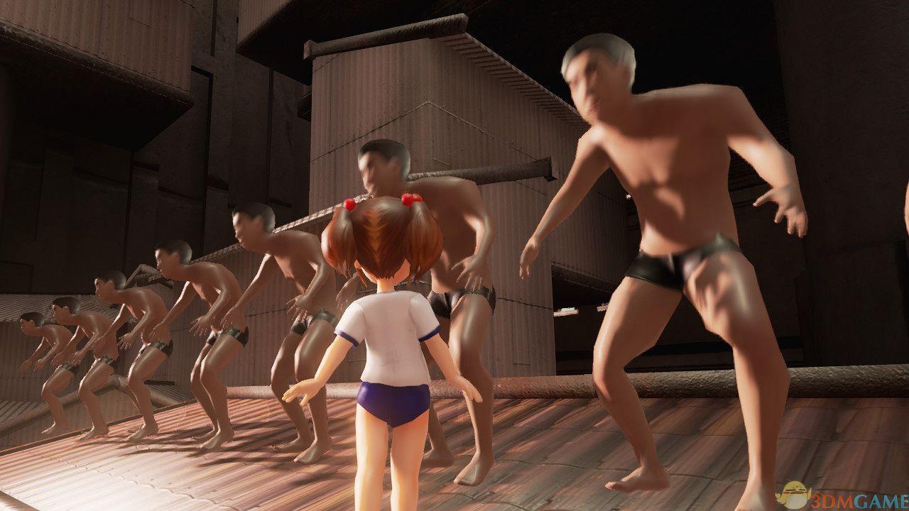 模拟幼女-动作游戏