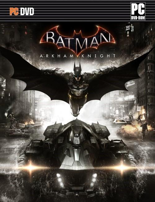 蝙蝠侠阿卡姆骑士全DLC整合版