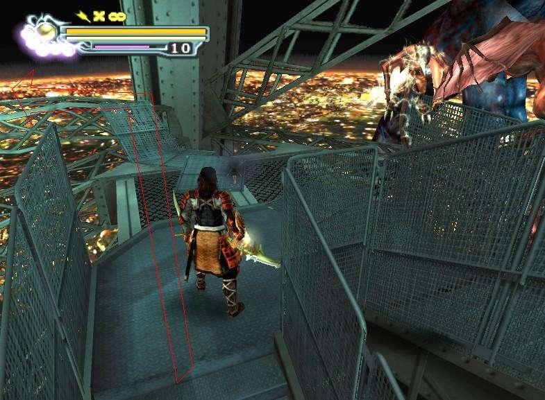 鬼武者3-动作游戏