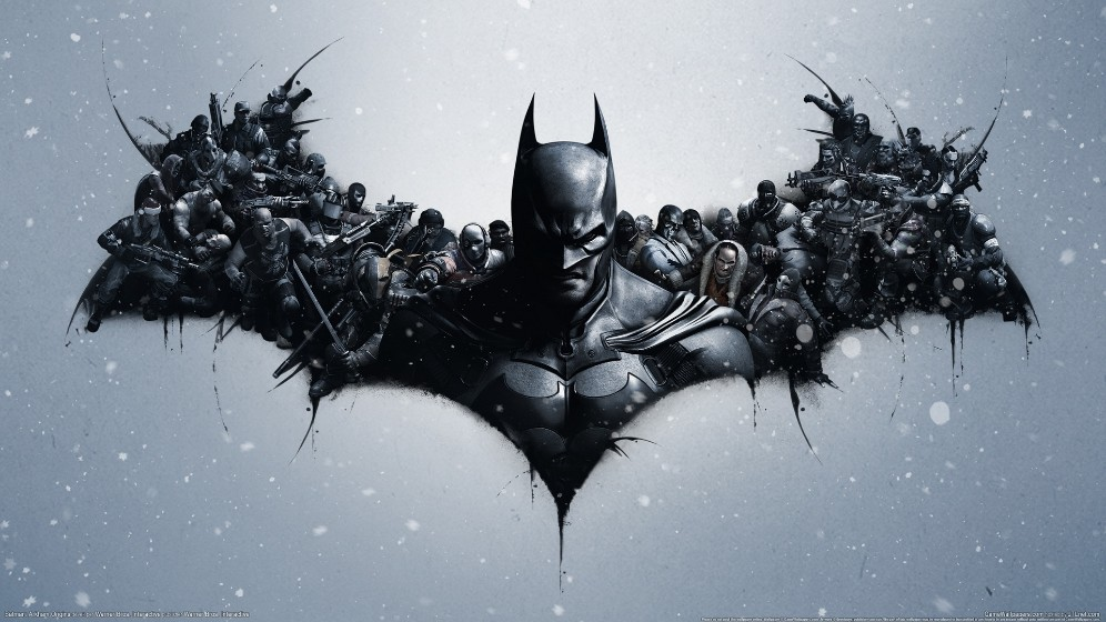 蝙蝠侠阿甘起源-动作游戏