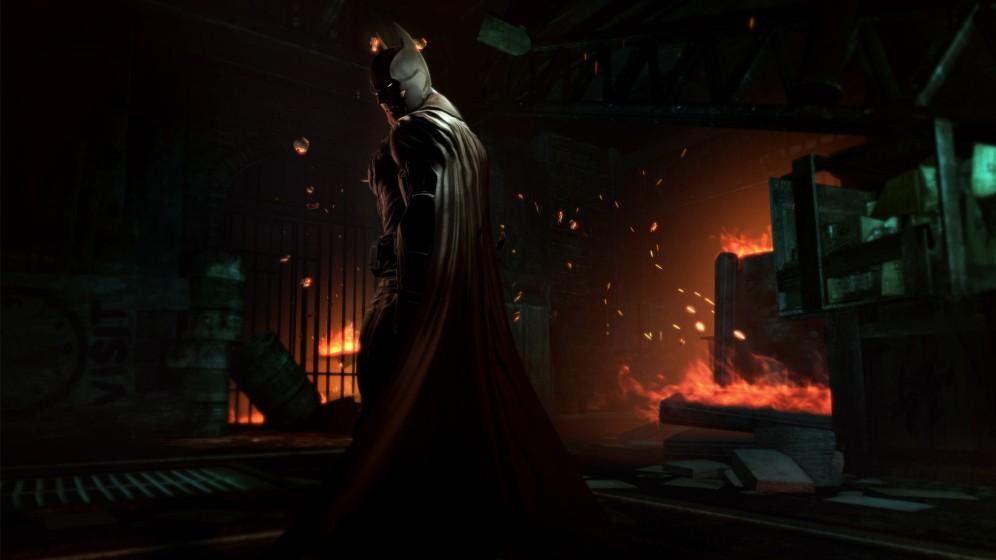 蝙蝠侠阿甘起源