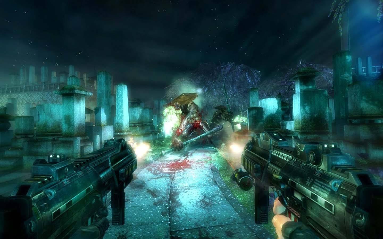 影子武士2-动作游戏