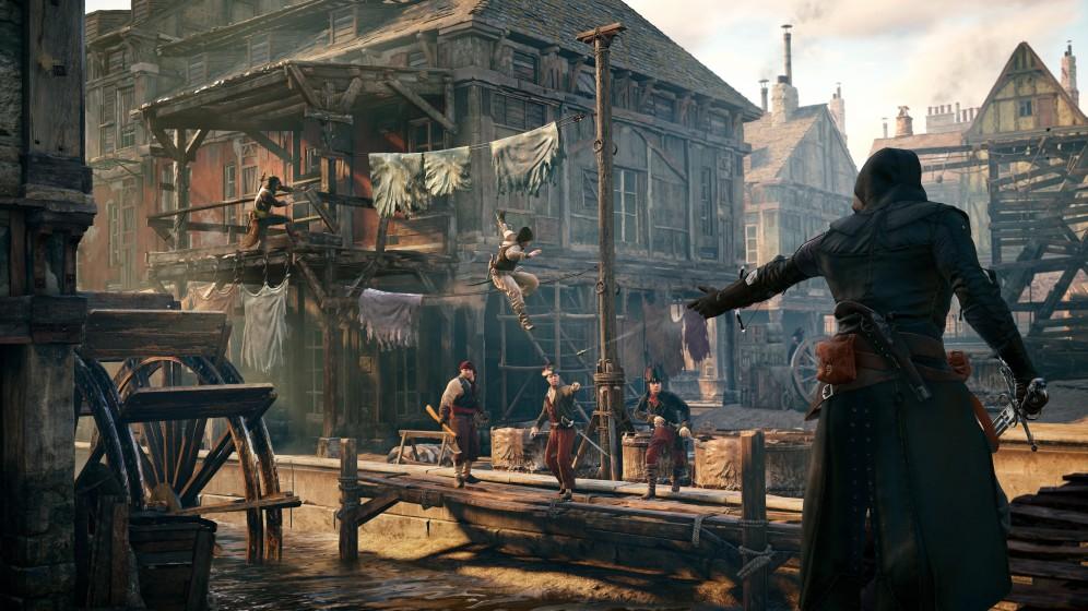 刺客信条大革命-动作游戏