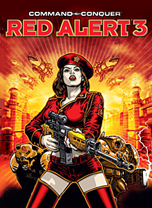 红色警戒3世界大战修改器 中文版
