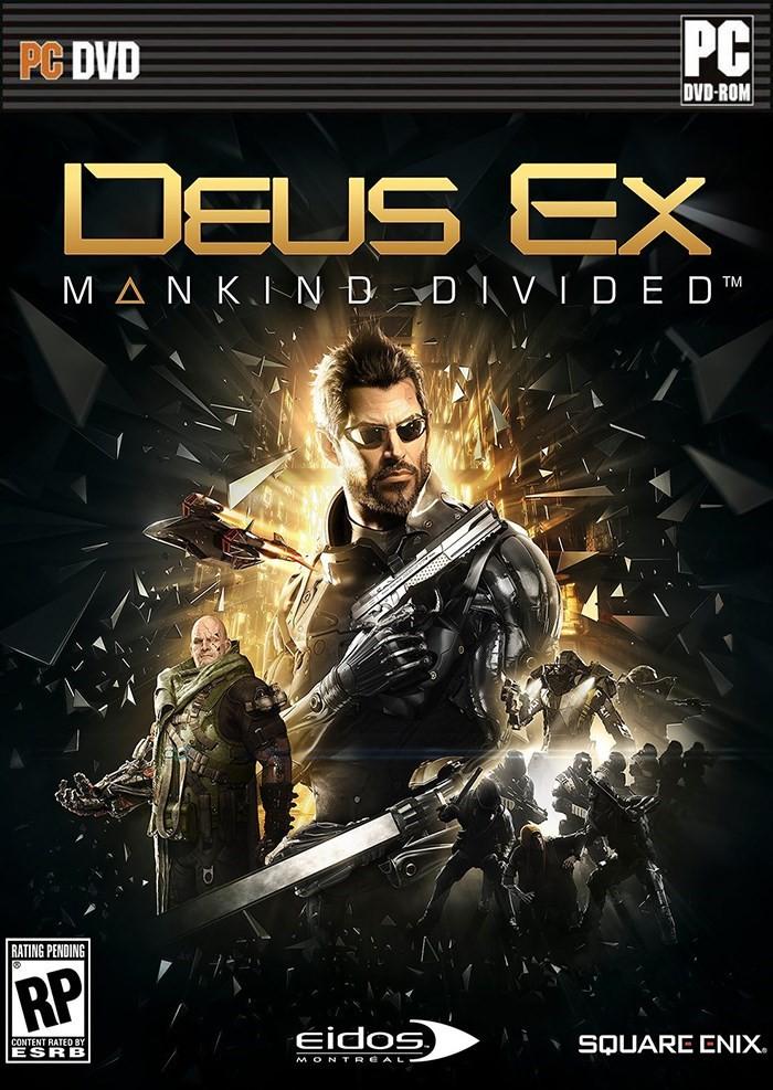 杀出重围人类分裂全DLC整合版