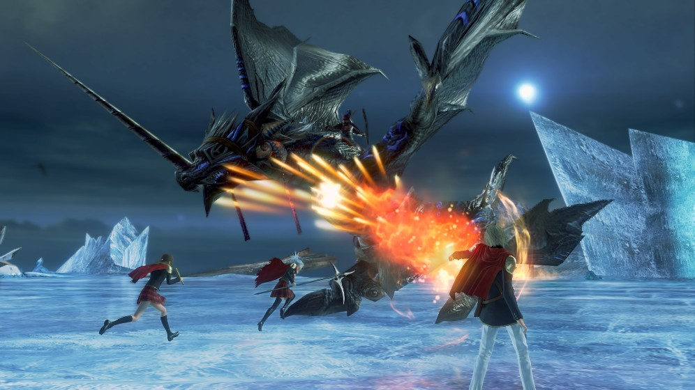 最终幻想零式HD-角色扮演