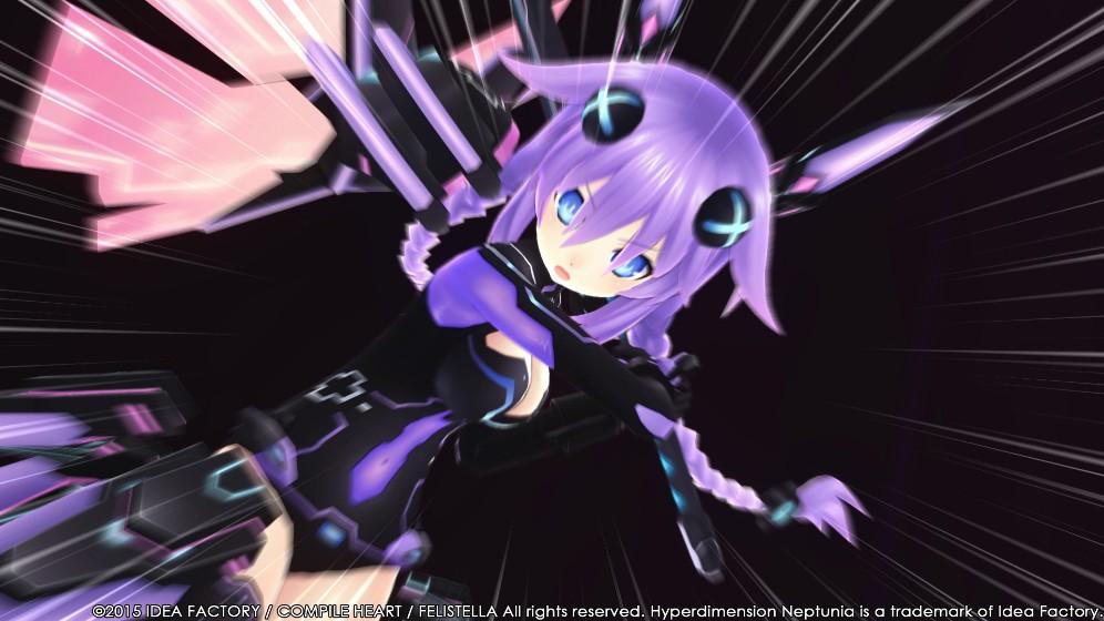 神次次元游戏海王星重生3-角色扮演