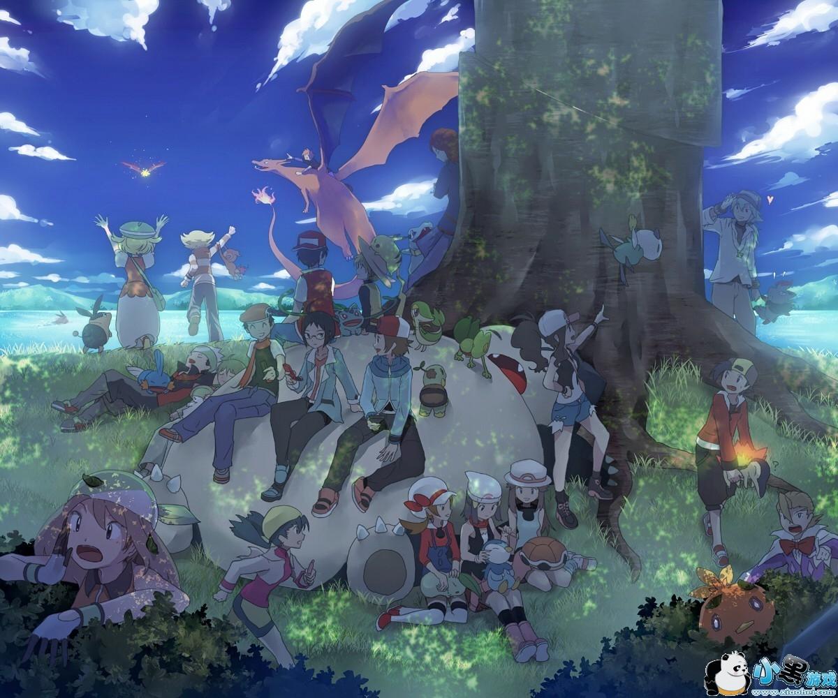 Pokemon口袋妖怪模拟器系列集合中文版百度云迅雷下载V1.0