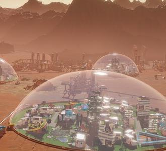 《火星求生 Surviving Mars》中文版百度云迅雷下载第一殖民地版