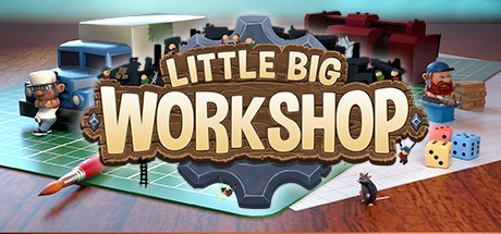 《小小大工坊 Little Big Workshop》中文版百度云迅雷下载