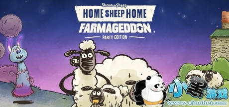 《绵羊回家:Farmageddon Home Sheep Home: Farmageddon》中文版百度云迅雷下载