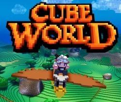 《魔方世界 Cube World》英文版正式版百度云迅雷下载