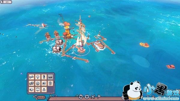 《漂流品 Flotsam》中文版试玩版百度云迅雷下载