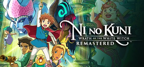 《二之国:白色圣灰的女王重制版 Ni no Kuni Wrath of the White Witch