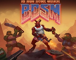 《醉杀狂魔 BDSM: Big Drunk Satanic Massacre》中文版百度云迅雷下载