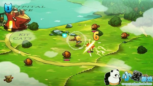 《猫咪斗恶龙 Cat Quest》中文版百度云迅雷下载v1.2.4