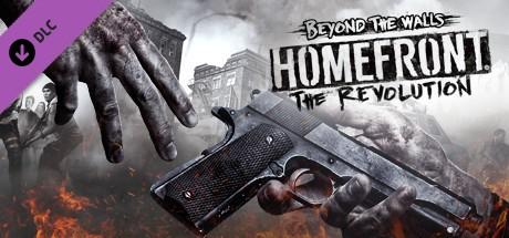 《国土防线2:革命 Homefront: The Revolution》中文版百度云迅雷下载整合高墙之外DLC