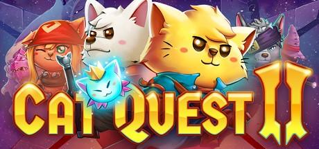 《Cat Quest II 猫咪斗恶龙2》中文版百度云迅雷下载