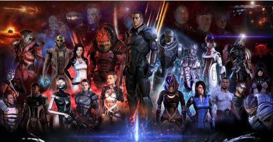 质量效应3 Mass Effect 3