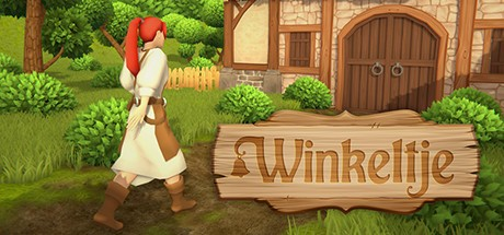 温克利小屋 Winkeltje: The Little Shop中文版
