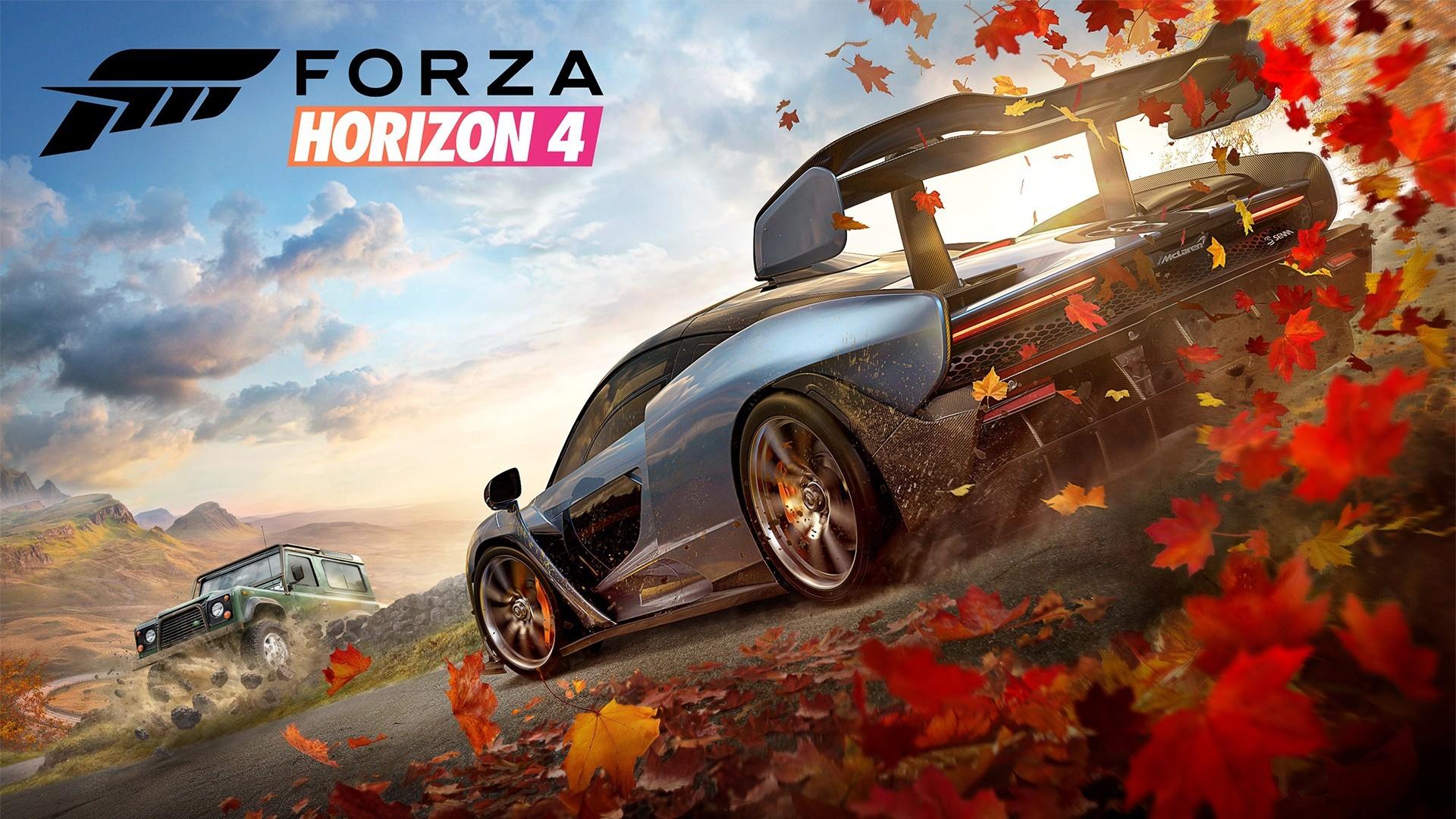 极限竞速:地平线4 Forza Horizon 4中文版