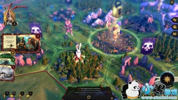 《阿门罗 Armello》中文版百度云迅雷下载集成龙族DLC