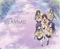 clannad汉化硬盘版 中文版