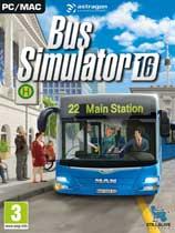 巴士模拟16汉化版 免安装简体中文绿色版