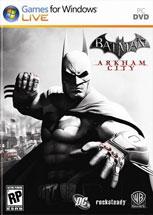 蝙蝠侠阿甘之城年度版 免安装汉化绿色版