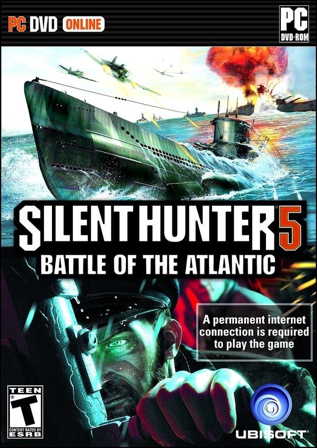 猎杀潜航5大西洋之战