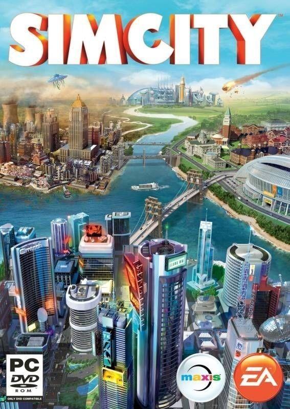模拟城市5未来之城