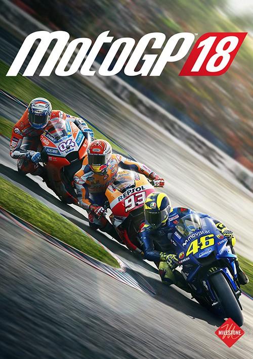 摩托GP18