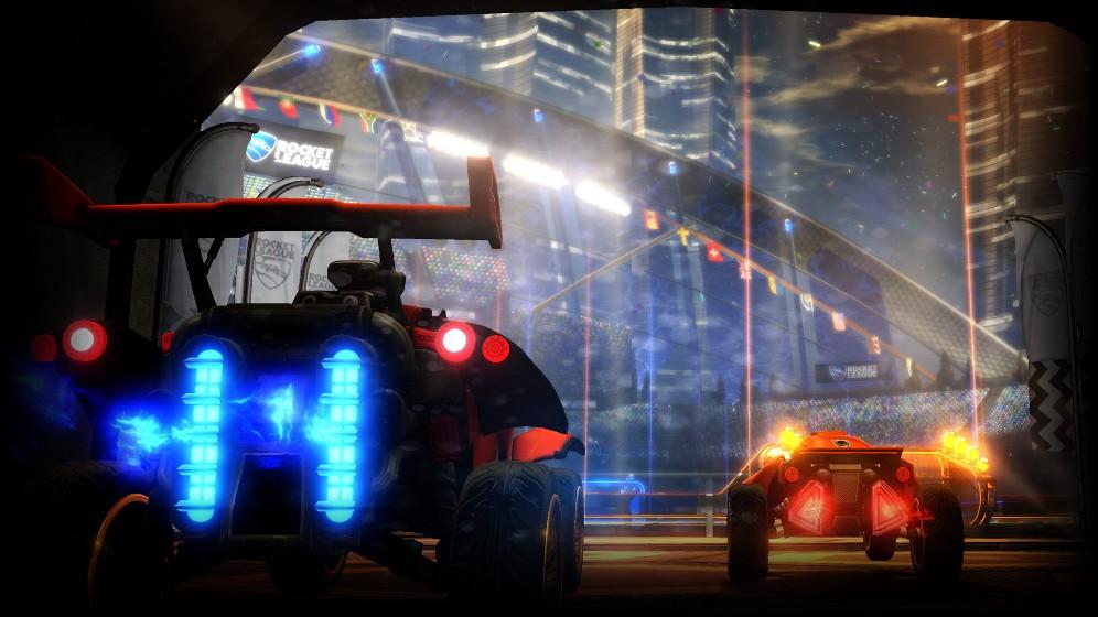 火箭联盟年度版-赛车竞速