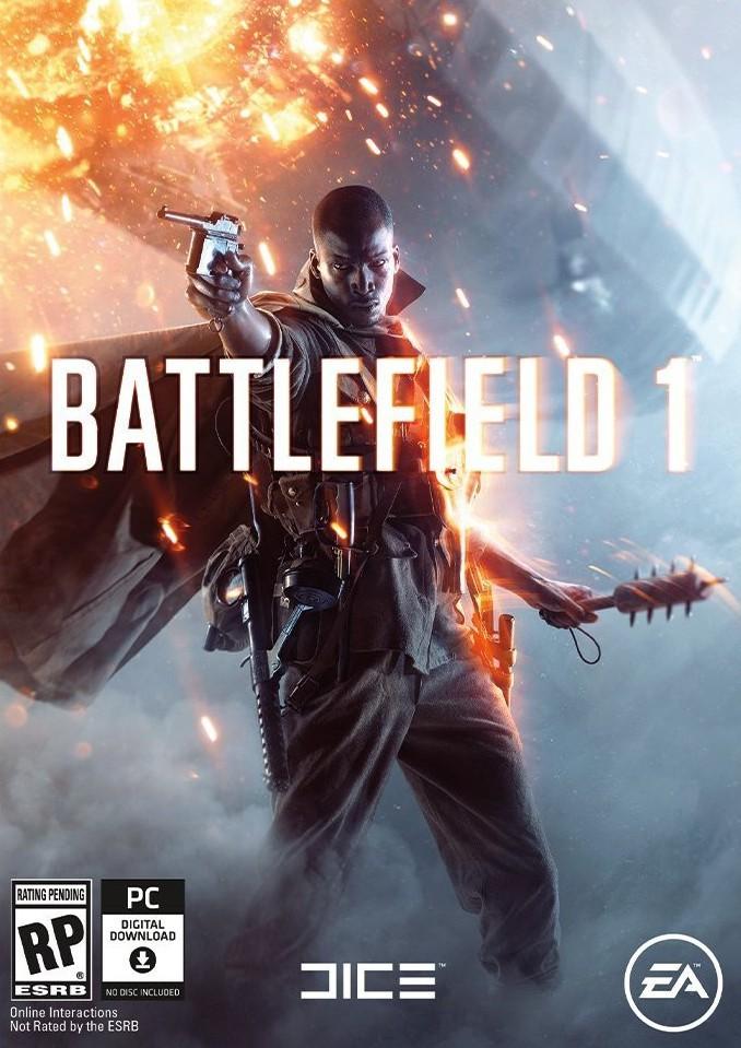 战地1-射击游戏