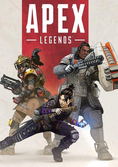 Apex英雄-射击游戏
