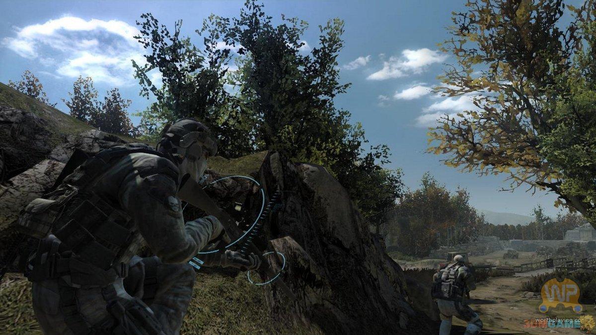 幽灵行动4未来战士