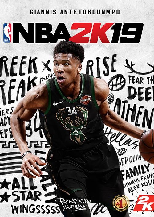 NBA2K19-单机体育游戏下载
