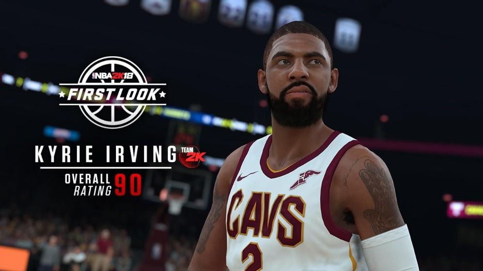 NBA2K18中文版