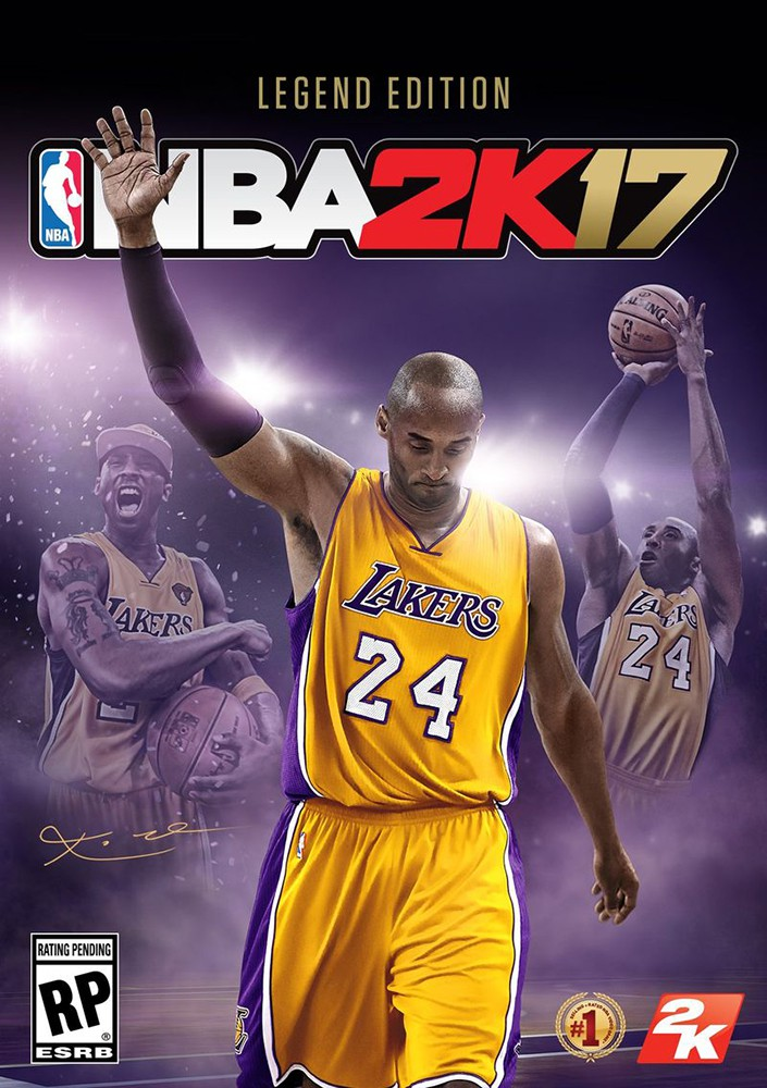 NBA2K17传奇版-单机体育游戏下载